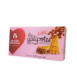 Galipotes aux pépites de caramel