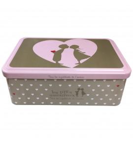 Boîte métal Tous les Ingrédients de l'amour