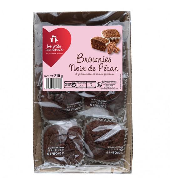 Brownies Chocolat aux noix de pécan
