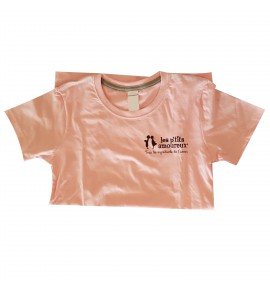 Le tee shirt rose