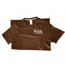 Le tee shirt marron